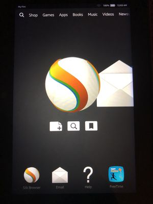 Kindle Fire HDX (3rd Gen) with Origami Case for Sale in Tacoma, WA