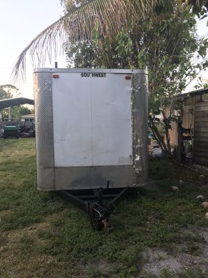 South west trailer 7 by 16 for Sale in Delray Beach, FL
