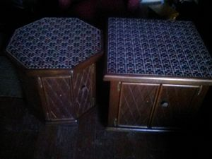 COFFEE TABLE & 2 END TABLES for Sale in Wichita, KS