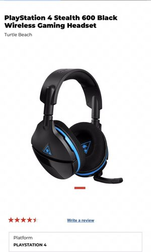 Gaming headset for Sale in Irwindale, CA