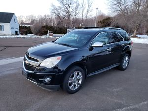 2010 Chevy Equinox LTZ DVD Leather Runs Excellent!! for Sale in North Haven, CT