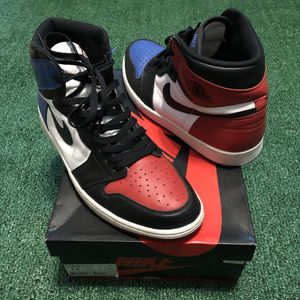 Jordan 1 top 3 size 12 for Sale in San Diego, CA