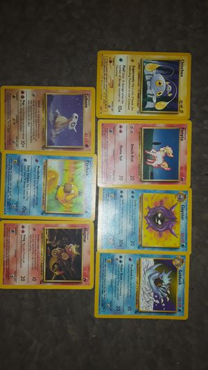 Pokemon 1995 lot for Sale in Camden, NJ