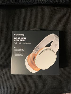 Skull Candy crusher Wireless headphones for Sale in Los Angeles, CA
