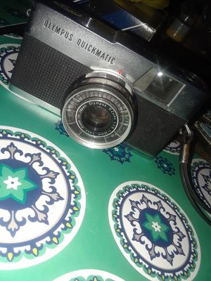 Vintage Olympus Quickmatic Camera,Case & Film for Sale in Clearwater, FL