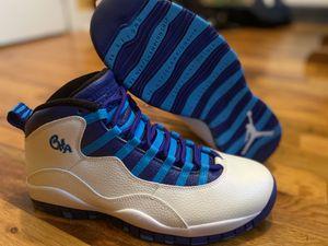 Nike Air Jordan X 10 Charlotte men's 10.5 for Sale in Olympia, WA