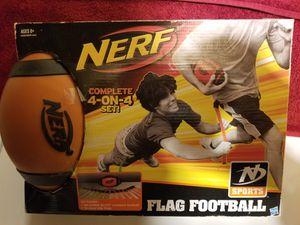 Nerf Flag Football for Sale in Providence, RI
