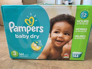 Pampers for Sale in Davenport, FL