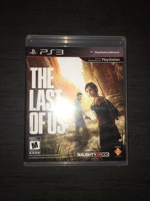 The Last Of Us ( PS3 ) for Sale in Lake Worth, FL