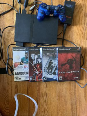 Xbox 360 and ps2 for Sale in Gaithersburg, MD