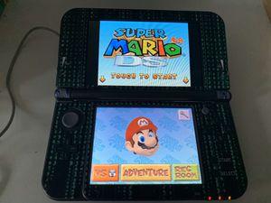 New Nintendo 3DS XL Black for Sale in Fairfax, VA