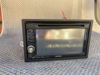Ken wood touchscreen stereo with dvd option and built in gps for Sale in Vacaville,  CA
