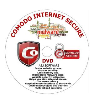 INTERNET SECURITY COMODO.POWERFUL TOOL.Defends against viruses, spyware, and online threats. Antivirus, Firewall, Sandbox ,Host intrusion prevention for Sale in Freehold, NJ