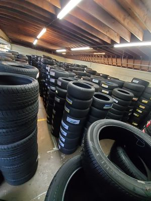 NEW and USED TIRES IN ANY SIZES for Sale in Laguna Beach, CA