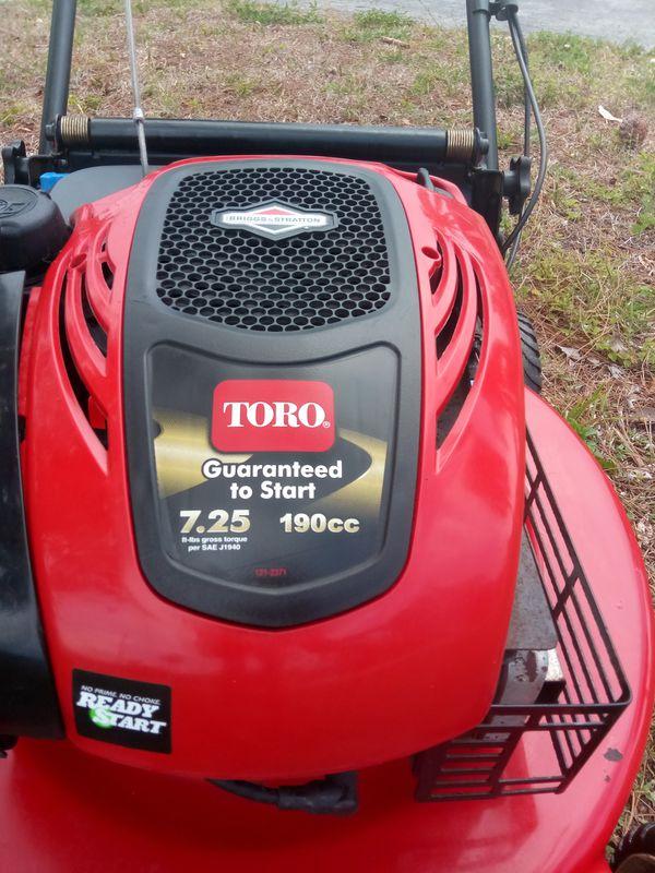 Lawn Mower Toro Self