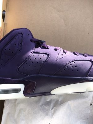 Purple dynasty Jordan 6 for Sale in Washington, DC