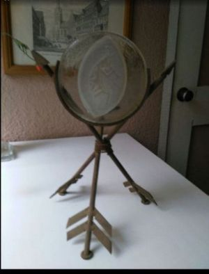 Kokopelli candle holder for Sale in Norco, CA