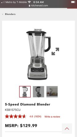 I am selling a KitchenAid blender for Sale in The Bronx,  NY
