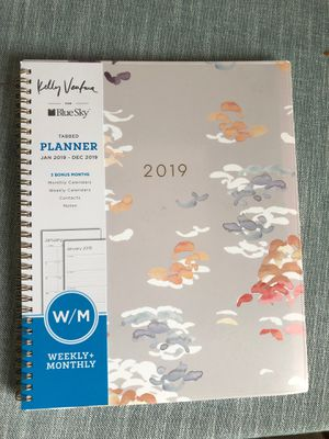 2019 planner for Sale in Durham, NC