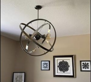 Light fixture New in box for Sale in Riverview, FL