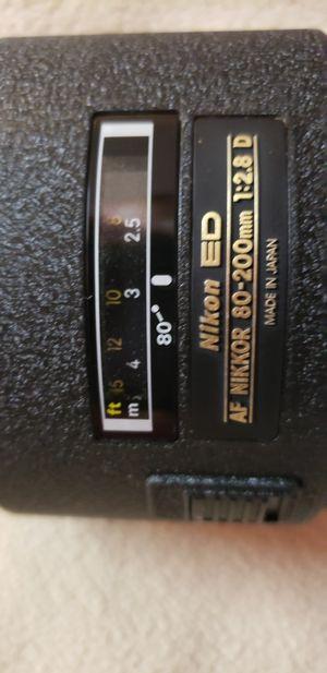 Nikon Zoom Lense for Sale in Happy Valley, OR