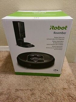 iRobot Roomba i7+ 7150 Wi-Fi Connected Robot Vacuum for Sale in Orlando,  FL