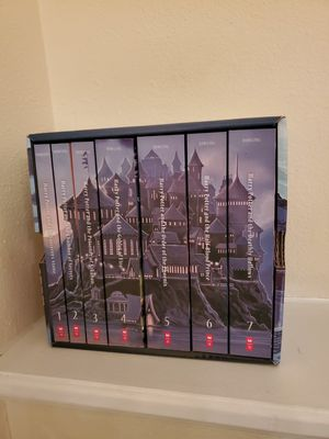 Harry potter book box set for Sale in Fountain, CO