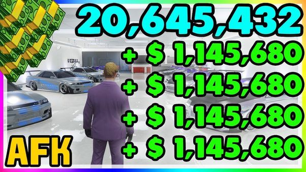 GTA Coach MAKE MILLIONS (PS4)