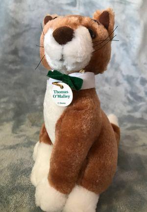 "7"" Aristocats stuffed animal$6 for Sale in Menifee, CA"