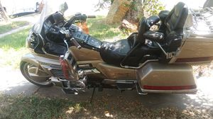 Looking foe used parts for my goldwing 1500 motorcycle for Sale in San Antonio, TX