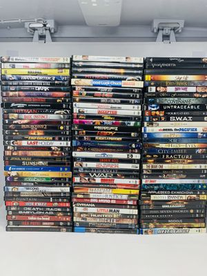 """DVDs 156 Total """" All Complete """" for Sale in Irwindale, CA"""