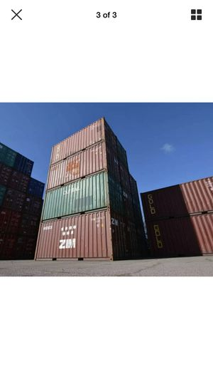 QUALITY STORAGE CONTAINERS for Sale in Brownsville, TX