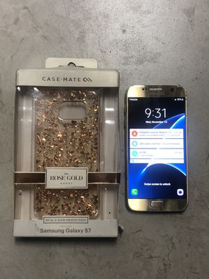 SAMSUNG GALAXY S7 (FACTORY UNLOCKED) for Sale in St. Louis, MO