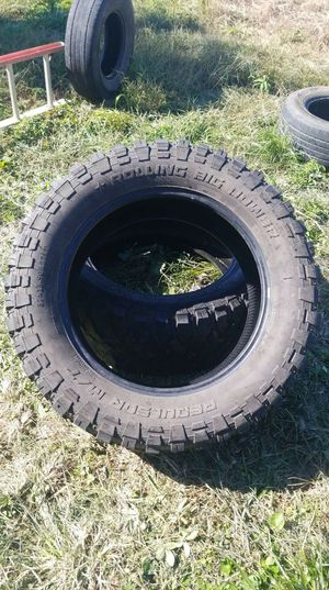 "Repulsor used 22"" tires for Sale in Moreauville, LA"