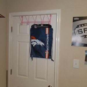 Denver Broncos Backpack for Sale in San Antonio, TX