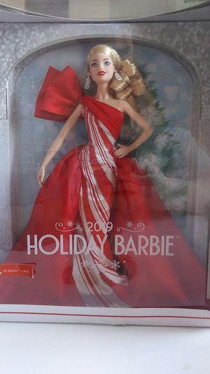 2019 holiday barbie for Sale in Denver, CO