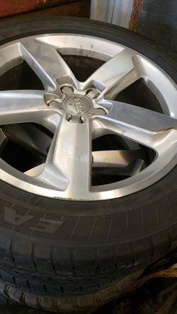 """19"""" audi a4 wheels for Sale in Seattle,  WA"""