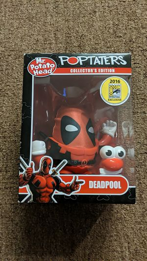 Poptaters SDCC 2016 Collectors Edition Deadpool for Sale in Apopka, FL