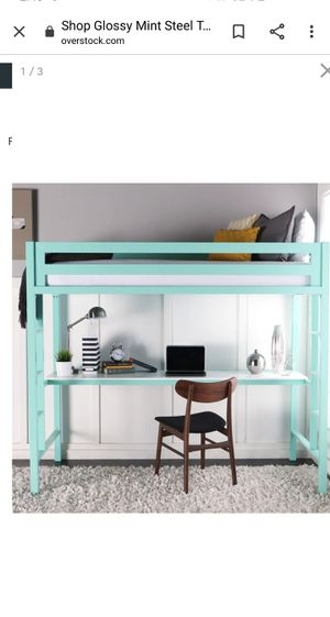 Teal Loft Bed's for Sale in Owensville, MO