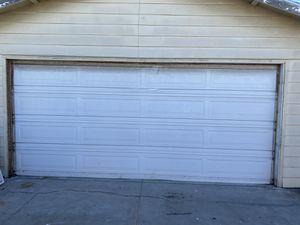 Garage door good condition! for Sale in San Diego, CA