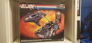 "GI Joe RHINO Vehicle 2005 Cobra DTC MIB Hasbro + Cannonball 3.75"" Action Figure for Sale in Long Beach, CA"