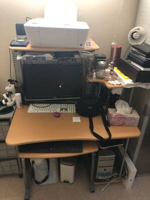 Computer Work Desk for Sale in Chelmsford, MA
