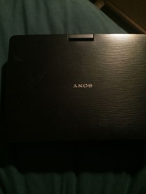 Sony portable DVD Player for Sale in St. Petersburg, FL