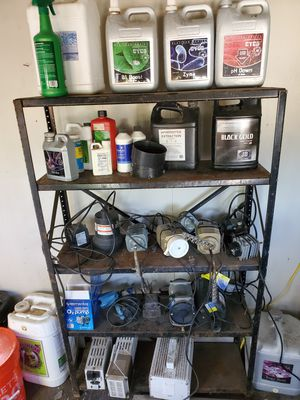 Grow equipment and nutrients for Sale in Colorado Springs, CO