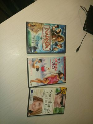 Movies 3 for 2 for Sale in NC, US
