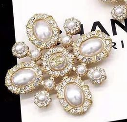 White Pearls CC Brooch for Sale in Fremont,  CA