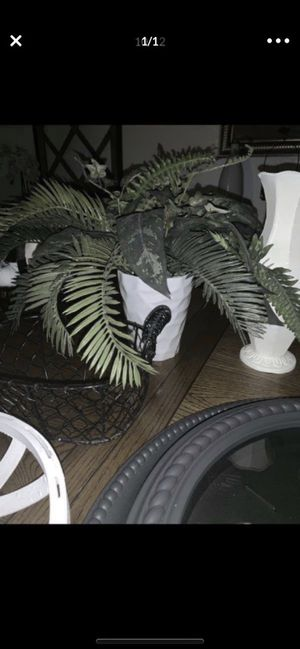 Artificial plant for Sale in San Bernardino, CA