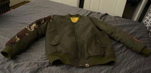 Bape bomber xl for Sale in San Jacinto, CA