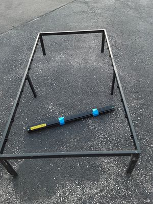Amazon bed frame for Sale in West Seneca, NY