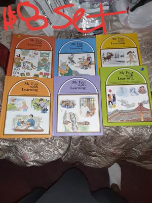 Learning books lot good condition for Sale in Saint Thomas, PA